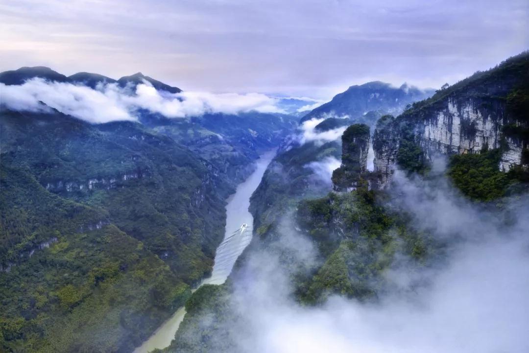 """贵州沿河:绘制党建地图 提升山水""""颜值"""""""